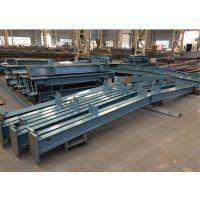 山东变截面H型钢柱钢梁加工厂家-三维钢构