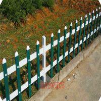 供应pvc草坪护栏 交通市政施工围挡 pvc塑钢护栏