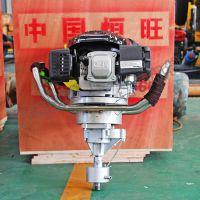 背包式钻机 HW-B30便携式取样钻机 山区便携式取芯机 汽油取样钻机 厂家直销