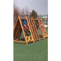幼儿园室内木工坊|大型碳化积木|户外滑滑梯玩具