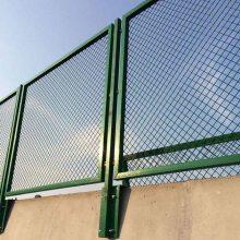 惠州驾校喷雾隔离网直销厂家 广州物流园镀锌丝防护网安装