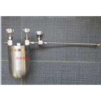 中西 液氨取样器 液氨采样钢瓶 国产 1000ML 订做 库号:M139228