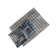 成都供应 导电塑料袋 导电袋网格袋 PE网格塑料袋 电子包装袋