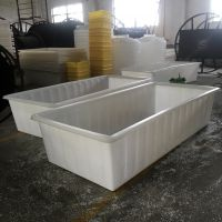 厂家供应防腐蚀水产养殖桶 1500L水产方箱