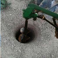 手提式大马力挖坑机 启航 葡萄园栽柱子挖洞机 小型植树挖坑机价格