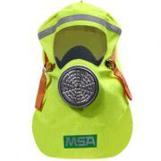 梅思安MSA 10152001 S-CAP逃生呼吸器(单个套装,黑色包装袋)