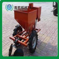 四轮拖拉机悬挂2CM-1单垄单行马铃薯播种机土豆起垄施肥种植机厂家直销