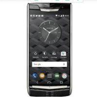 国产组装5.2寸 vertu 威图宾利手机 4G+64G 黑色真小牛皮 双卡双待 4G 2018年