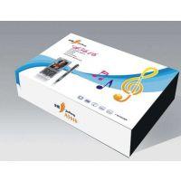 惠州彩盒厂大量生产东莞创捷通UV印刷牛皮纸袋手工硬盒礼品盒包装