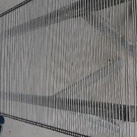 正捷厂家直销304不锈钢土豆清洗机网链 输送设备网带