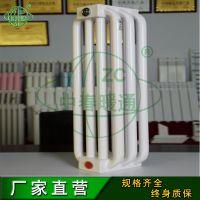 中春牌钢制耐腐蚀性散热器 ZCGLZ-IV/600 联箱暖气片 静电喷涂 挂装式