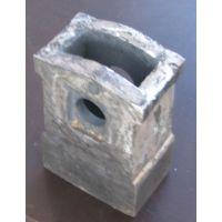 供应金宇PE800锤式破碎机配件高铬复合锤头