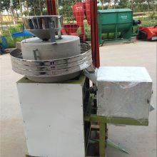 电动石磨小麦面粉机 面粉石磨机 鼎翔机械厂家