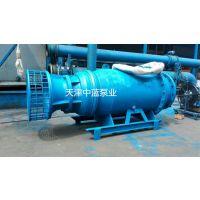 天津厂家350/500QZB雪橇式潜水轴流泵