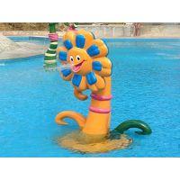 广州润乐水上设备-向阳花喷水