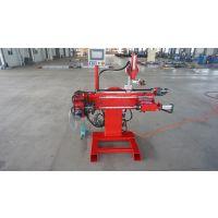 南京群信管法兰 管管对接 氩弧焊环缝自动焊接设备
