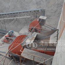 淮安日产3000到4000吨石英石制砂生产线配置方案