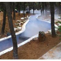 河道园林喷雾造雾设备 雨雾加湿设备供应商 案例(郑州|洛阳|新乡|南阳|许昌|平顶山)