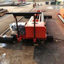 汽油两滚轴摊铺机 双滚轴摊平机 两滚筒二辊轴混凝土路面摊铺机
