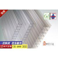 天津12mm透明阳光板价格 耐力板雨棚 阳光板安装配件采光天幕安全可靠 典晨品牌