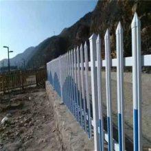 湖南湘西古丈彩色围墙护栏工厂围墙护栏价格
