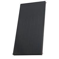 广东尚而特尚缘系列黑铬平板太阳能集热器厂家直销定制承压山东太阳能平板集热器