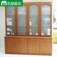 名泉客乐9841-3-2米简约现代书柜大连板式家具