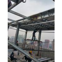 钢结构加固广州房层钢结构高层大厦加固