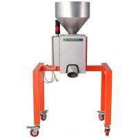 直落式金属检测机FF-80青岛百精制造 用于自由落体的散料中检测分离金属杂质
