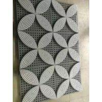 门头银灰柳叶型组合异形铝单板幕墙加工成型供应商