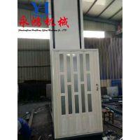 湖南永鸿家用安装载人电梯 2层固定式升降台 质保一年