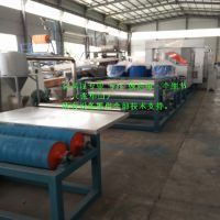 PVC双色喷丝汽车脚垫防滑毛毯地毯生产线设备