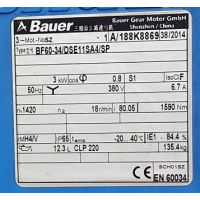 德国保尔三相异步电机BS06-62U/D06LA4-ST/MG 现货