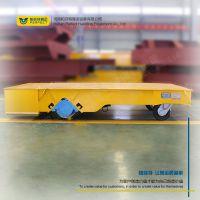 无线遥控90转弯蓄电池供电轨道平车蓄电池电动平车 可定制帕菲特质量保障