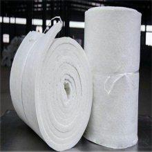 批发隔热硅酸铝针刺毯 14公分无纺硅酸铝针刺毯