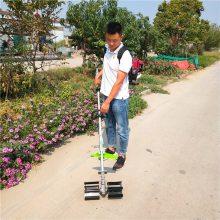 小型园林除草机 四冲程背负锄草机 便携式汽油松土机割草机 乐丰牌