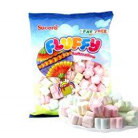 进口棉花糖 蛋糕装饰喜糖果 菲律宾Sucere牌儿童软糖 花朵型250g