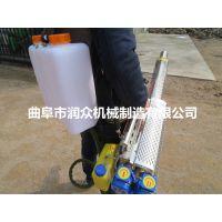 不锈钢防护装置弥雾机 平安不漏液的打药机 舒适耐用弥雾机