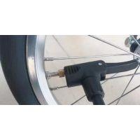 提供沛喆科技绝压传感器FBM320在自行车气筒中测量胎压的解决方案