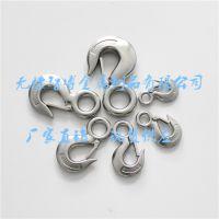 智博金属 不锈钢重型货钩,拖车挂钩,吊钩,滑轮货钩,链条钩 0.75T