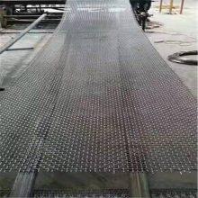 猪床轧花网厂家 黑钢轧花网 铁丝编织网