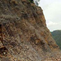 铁路、公路路堑边坡防护网