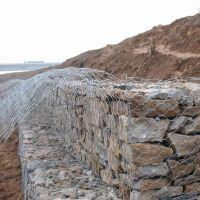 河道生态石笼网箱 镀锌石笼网