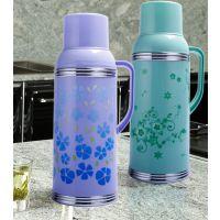 2l塑料保温瓶玻璃内胆热水瓶暖瓶暖壶开水瓶玻璃内胆厂家直销一件代发
