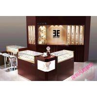 凡路|高端手表展示柜 珠宝展示柜 玻璃透明展柜 木制展柜 饰品展示柜
