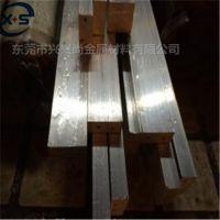 ly12耐腐蚀铝排 超硬耐高温铝排