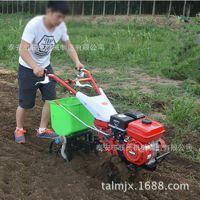 联民供应 高效微耕机 LM-170F汽油小型犁地机报价