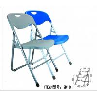折叠会议椅带写字板培训椅折叠椅批发简约会客椅接待椅