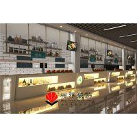 合肥高校食堂装修 个性化大学餐厅装修设计
