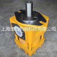 供应诚捷NT3-G32F低噪音内啮合齿轮泵